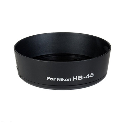 Parasolar HB-45 replace Nikon AF-S DX Nikkor 18-55mm foto