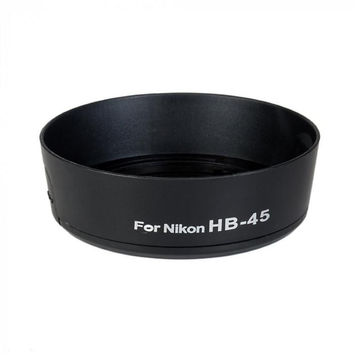 Parasolar HB-45 replace Nikon AF-S DX Nikkor 18-55mm