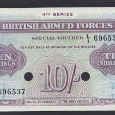A5174 Anglia UK 10 shillings ND 1962 UNC