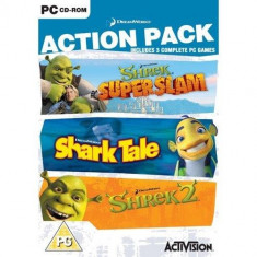 Dreamworks: Action Pack