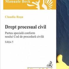 Dreptul procesual civil Claudia Rosu Ligia Danila
