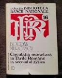 Bogdan Costin Murgescu CIRCULATIA MONETARA IN TARILE ROMANE IN SEC. AL XVI-LEA