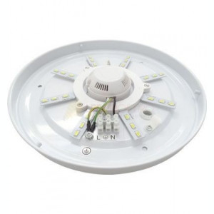 PLAFONIERA LED 12W ROTUNDA CU RAMA