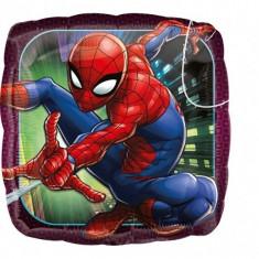 Balon folie metalizata SpiderMan Animated 43 cm