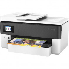 Multifunctionala HP OfficeJet Pro 7720 A3+ Inkjet Color Duplex Retea WiFi White