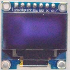 afisaj ecran display oled 0.96'' arduino avr stm pic