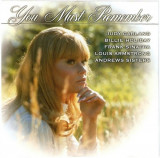 CD You Must Remember, jazz: Frank Sinatra, Louis Amstrong, Ella Fitzgerald