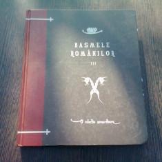 BASMELE ROMANILOR - ION POP RETEGANU VOL. III