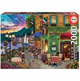 Cumpara ieftin Puzzle Italian Fascino, 2000 piese, Educa
