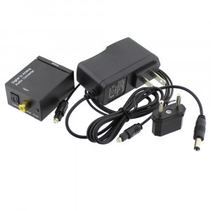 Convertor digital de la fibra optica la RCA - 650114