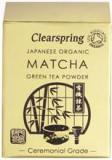 Ceai Verde Matcha Bio Clearspring 30gr Cod: 5021554988496