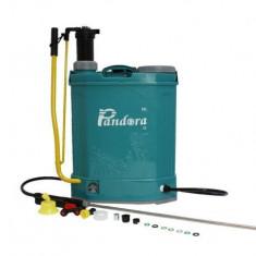 GF-1326 Pompa stropit 2 in 1 (acumulator+manuala) 16L Pandora