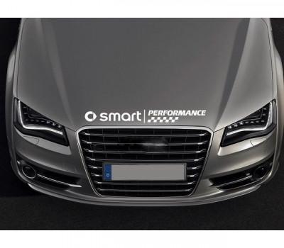 Sticker capota Smart (v1) foto