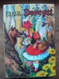 FRATII GRIMM - POVESTI ( ilustrata ) - editura venus, 1991
