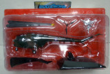 Macheta elicopter BRISTOL SYCAMORE HR14   scara 1:72, 1:100