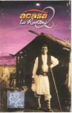 Caseta Acasă La Români, originala: Veta Biris, Maria Carneci, Nicoleta Voica, Casete audio