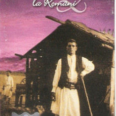 Caseta Acasă La Români, originala: Veta Biris, Maria Carneci, Nicoleta Voica