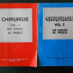 AL. PRISCU - CHIRURGIE 2 volume