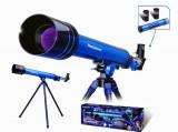 Jucarie interactiva - Telescop Astronomic Eastcolight 50 mm, 30/60x