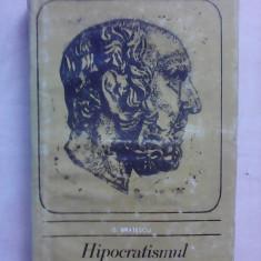 Hipocratismul de-a lungul secolelor - G. BRATESCU