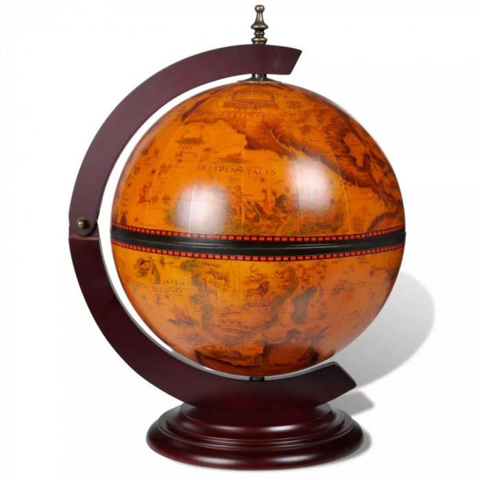 bar glob pamantesc masa