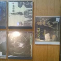 colectie albume cd Enigma 1-2-3-4-5 ( 2003 )
