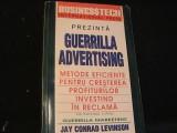 GUERILLA ADVERSITING-JAY CONRAD-LEVINSON-TRAD L. DECEI-348 PG-