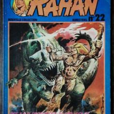 RAHAN NR 22 - IULIE 1981