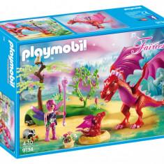 Dragonul prietenos cu puiul sau - Playmobil