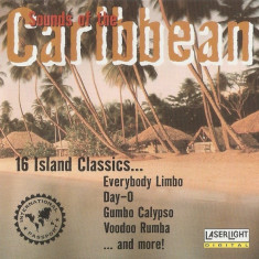 CD Sounds Of The Caribbean (16 Island Classics...), original