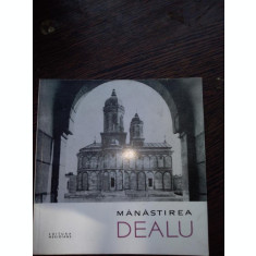 Manastirea DEALU- album cu ilustratii