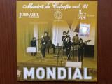 Mondial cd disc compilatie muzica rock pop de colectie jurnalul national vol. 61