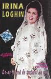Caseta  Irina Loghin – De-aș Fi Iară De Treizeci De Ani, originala,  holograma