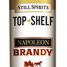 Still Spirits Top Shelf Napoleon Brandy - esenta pentru coniac 2,25 litri