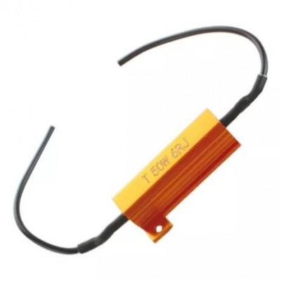 Anulator eroare bec ars Rezistor de sarcin? LED H1 H3 H4 H7 H8 H11 9005, 9006, 1156, 1157, Xenon, HID, Head Li foto