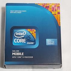 Procesor Laptop Intel I5 520m 2.93 Ghz Gen 1-a Pga988