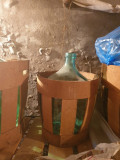 Damigene din sticlă pentru vin de 25l și 50l - Ploiești Negociabil