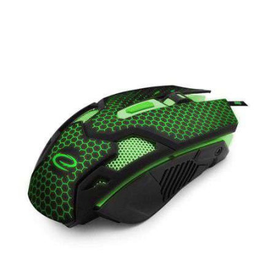 Mouse optic usb gaming cobra foto