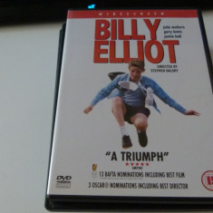 billy elliot - dvd