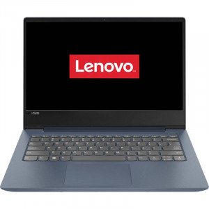 Laptop Lenovo IdeaPad 330S-14IKB 14 inch FHD Intel Core i5-8250U 8GB DDR4 256GB SSD MidnightBlue