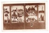 CP IASI - imagini multiple / mozaic - Fotofilm Cluj - circulata 1950, Printata
