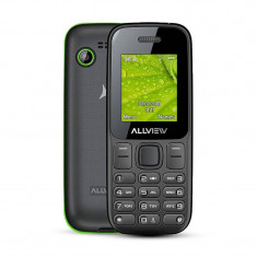 Telefon mobil Allview L8 Dual Sim Black