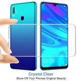 Husa silicon 0.3mm cu protectie la camera Huawei Y7 2019 / Y7 Prime 2019, Alt model telefon Huawei, Transparent