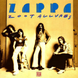 Frank Zappa Zoot Alures remastered 2012 (cd)
