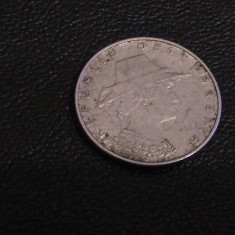 Monedă 10 Groschen 1928 Austria