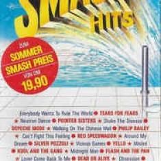 Caseta  Sommer Smash Hits, originala: Depeche Mode, Opus, Billy Ocean