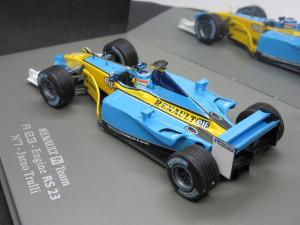 Macheta Renault R23 Universal Hobbies 1:43