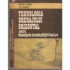 Tehnologia Drenajului Orizontal - Nitescu Eftimie, Leu Dobrica
