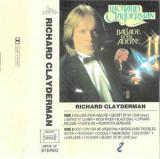 Caseta audio Richard Clayderman – Ballade Pour Adeline, originala, Casete audio