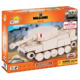 Cumpara ieftin Set de construit Cobi, World of Tanks, Cromwell Nano Tank (72 pcs)